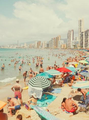 Лучшие пляжи Коста-Бланки