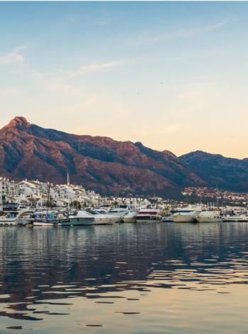 Город Марбелья: жемчужина испанского побережья