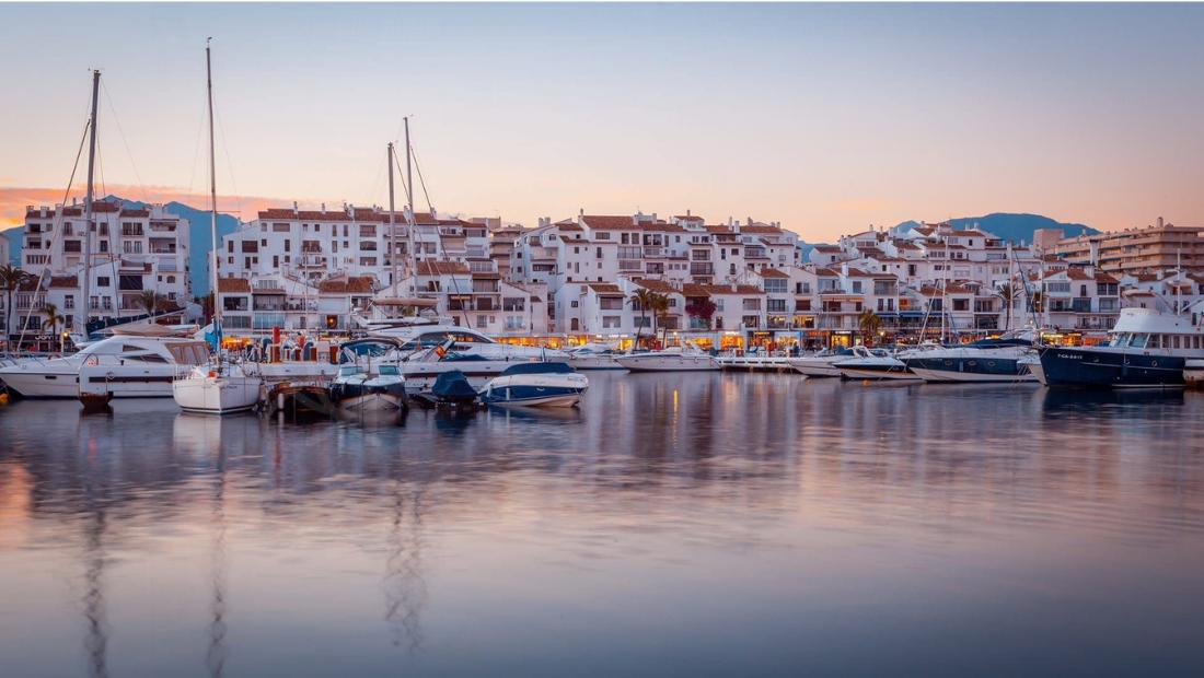 Пуэрто-Банус: самый фешенебельный порт Испании на Коста-дель-Соль
