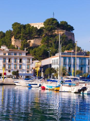 Дения, Испания: знакомство с городом